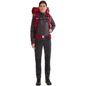 Klättermusen Ansur Wind Jacket Women, violeta